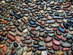 there is great beauty in small rocks...