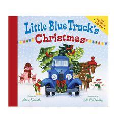 Little Blue Truck's Christmas - Best Baby Toys & Gifts for Ages 0 to 3 Best Christmas Books, Christmas Toys, Christmas Activities, A Christmas Story, Little Christmas, Christmas Pictures, Christmas 2019, Christmas Ideas, Xmas