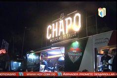 """Camión De Cominida Rapida En La Capital Llamado """"El Chapo"""" #Video"""