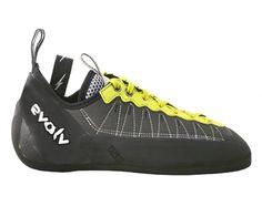 DEFY LACE: evolv Performance Climbing Footwear