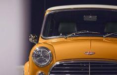 Austin Mini by David Brown Mini Cooper Classic, Classic Mini, Modern Classic, Subaru, Aston Martin, Mini Morris, Automobile, Mini Copper, Audi