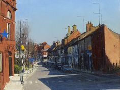 Andrew Gifford (British, 1970-) > Wallsend High Street