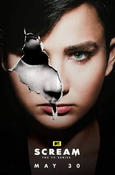 Photo of Scream Audrey Season 2 Poster for fans of Scream ( the tv series ).