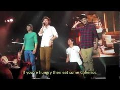 Warning!! Don't watch if you don't like swearing!! But it is funny! (One Direction Lyric Changes)