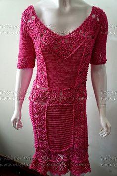 Miss Flor Croche: vestito Nahisha