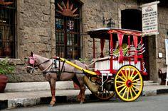 Kalesa. Philippines Culture, Island Nations, The Republic, Archipelago, Pinoy, Manila, Southeast Asia, Horses, Spanish Colonial