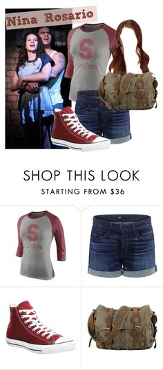 """""""Nina Rosario -- In the Heights"""" by erose31415 ❤ liked on Polyvore featuring NIKE, 3x1 and Converse"""
