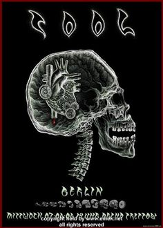 tool concert poster - Google Search