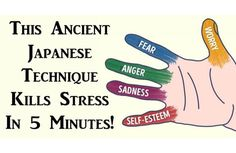 This Ancient Japanese Technique Kills Stress In 5 Minutes!