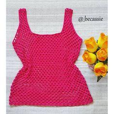 #mulpix Blusa de crochê na cor pink!   Disponível no nosso site: www.becassie.com.br  Crédito - Débito.  Boleto - Depósito.  Entrega em todo o Brasil  Dúvidas através do WhatsApp: (11) 97377-9007.   #blusa  #croche  #pink  #feitoamao  #handmade  #artesanato  #confecção  #confecçãoprópria  #lojaonline  #comprodequemfaz  #compras  #shopping  #look  #lookoftheday  #lookdodia  #pretty  #beautiful  #beauty  #moda  #model  #fashion  #style  #stylish  #photooftheday  #modafeminina  #roupa...
