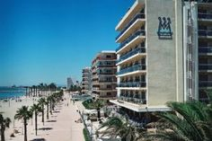 Hotel Monterrey *** en Roses, Costa Brava, Spain.   #HotelMonterrey #RosesNet #aRoses #inCostaBrava #VisitRoses #Roses #CostaBrava #Catalogne #Cataluna #Catalunya #Holidays #Holiday #каникулы #Vacaciones #Vacances #Hotel #отель #Booking #резерв #Reserva #Reservation #Spain #Espana #Espagne #Espanha #Испания