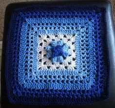 Ravelry: Project Gallery for Canadian Spring Square pattern by Janette Atwell
