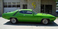 '71 green 383