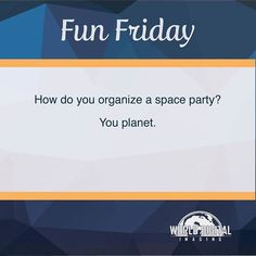 Have a great weekend! #funfriday