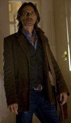 Robert Carlyle. I always love the characters he plays,,even now in Once Upon a Time.