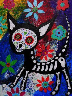 Dia De Los Muertos Chihuahua
