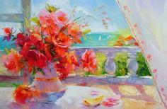 cuadros-de-pinturas-artisticas-de-flores