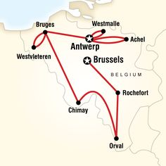 Belgian Beer Tour - Lonely Planet