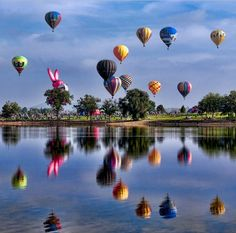 Image detail for -Eye-Catching Photography Of Hot Air Balloons | Ozone Eleven