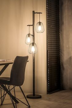 Elegante LED Beistell Tisch Leuchte Gäste Zimmer Lese Lampe Chrom Kabelschalter