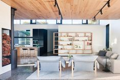 Here are 12 ways to rock an open floor plan layout, small or large. These ideas will change how you layout your open space for good. Condo Living, Cozy Living Rooms, Formal Living Rooms, Modern White Living Room, Living Room Modern, Living Room Designs, Open Space Living, Open Plan Living, Living Spaces