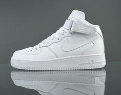 Nike Air Force 1 Mid Grade School (314195 113) - Caliroots.com