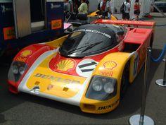 Porsche 956, Porsche Motorsport, Forza Motorsport, Le Mans, Sports Car Racing, Auto Racing, Lemans Car, Classic Race Cars, Courses