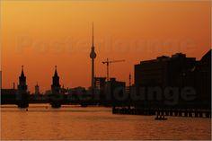 Berlin Skyline - Frank Herrmann