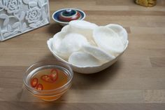 Extras - Chilli Prawn Crackers