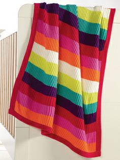 Mamas & Papas Jamboree Knitted Blanket
