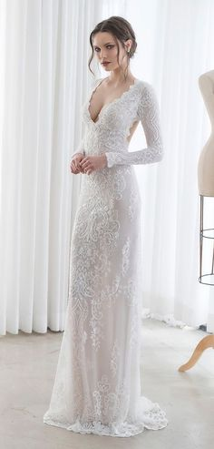 Asaf Dadush 2017 Wedding Dress