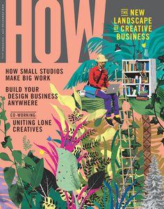 HOW Magazine's November issue