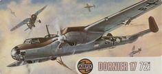 Dornier Do 17 Airfix