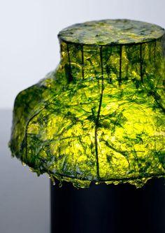 La lámpara de ALGAS  de Nir Meiri