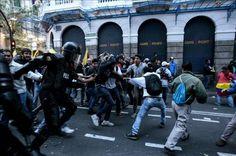 KRADIARIO: REBELIÓN EN SURAMÉRICA-KRADIARIO LAS PROTESTAS CAL...