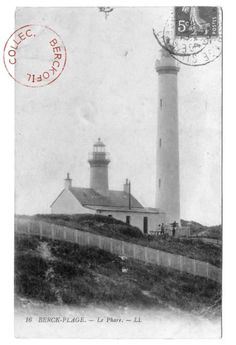 BERCK-PLAGE - Le Phare Countries, Images, France, Poster, Lighthouse, Tops, Posters, Early French, Billboard
