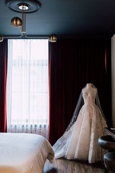 The Very First Wedding Open House at The Broadview Hotel Lace Ball Gowns, Toronto Wedding, Bustle, Weekend Is Over, Dream Dress, Open House, Sash, Wedding Gowns, Bouquet