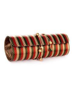Ethnic Silk Brocade Clutch   Rs. 550   http://voylla.com