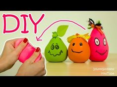 Easiest diy stress ball I've ever made its so easy! Just add flour to the… Easiest diy stress ball I've Boule Anti Stress, Anti Stress Ball, Stress Balloons, Le Slime, Diy And Crafts, Crafts For Kids, Kids Diy, The Balloon, How To Relieve Stress