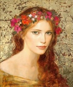 Goyo Dominguez | British Romantic Realist Painter | 1960