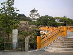 大阪城 #Osaka #Japan Osaka Japan