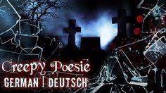 Der schwarze Moment ✽ Creepy Poesie german ✽ Horror Gedicht  ✽ Deutsch [...