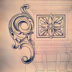 Смотрите это фото от @ornamental_patterns на Instagram • Отметки «Нравится»: 1,314