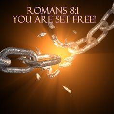 #devotion #roman81 Romans 8:1-2 NLT So now there is no condemnation for those who belong to Christ Jesus. And because you belong to him, the power of the life-giving Spirit has freed you from the power of sin that leads to death.