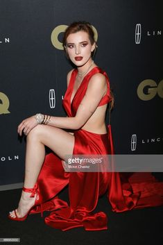 "breathtakingwomen: ""Bella Thorne at the GQ Mexico Men of The Year Awards Mexico City "" I ❤️ her elegance dress and high heels, she has long sexy legs💋💋 Gq, Bella Thorne Instagram, Bella Throne, Famous In Love, Actrices Sexy, Bikini Pictures, Bikini Pics, Bikini Models, Poses"