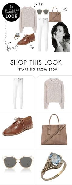 """The Daily Look (model: Emilia Clarke)"" by doratemplam ❤ liked on Polyvore featuring Tom Ford, Étoile Isabel Marant, Madewell, Gvyn, Christian Dior, Old Navy, Heidi Swapp, casual, casualoutfit and everyday"