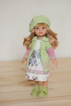 Одежда и мастер классы для кукол Paola Reina
