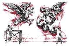 Guerra de simbolos by Jose-Quintero.deviantart.com on @DeviantArt