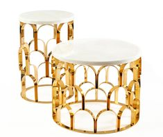 Ananaz Side Table/Coffee Table  Ginger and Jagger