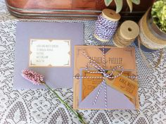 Lavender Wedding Invitations-2